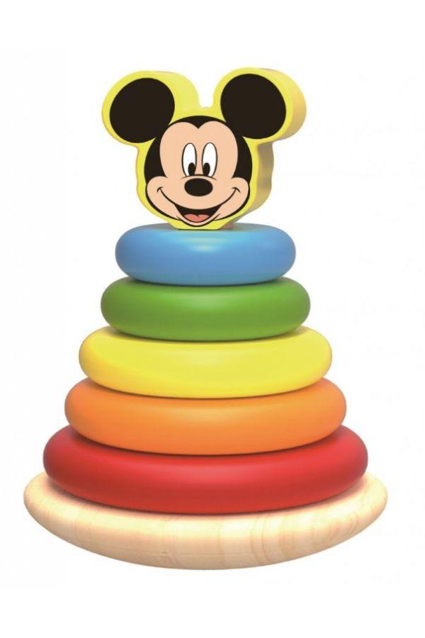 ΞΥΛΙΝΗ ΠΥΡΑΜΙΔΑ MICKEY Tooky Toys (DTY024)