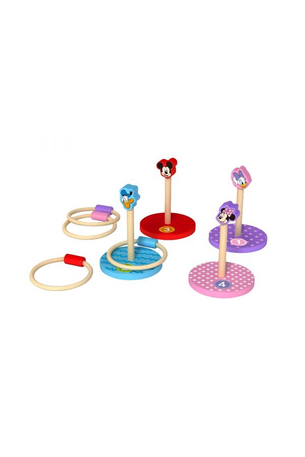 ΞΥΛΙΝΟΙ ΚΡΙΚΟΙ ΗΡΩΕΣ ΤΗΣ DISNEY DISNEY Tooky Toys (DTY043)