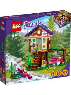 LEGO FRIENDS FOREST HOUSE (41679)