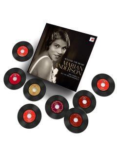 MARIAN ANDERSON BEYOND THE MUSIC (15CD)