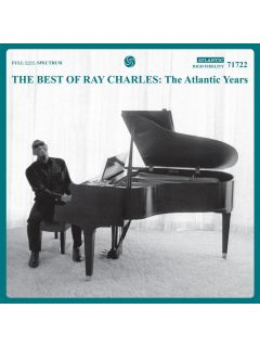 THE BEST OF RAY CHARLES THE ATLANTIC YEARS (2LP LIMITED WHITE)