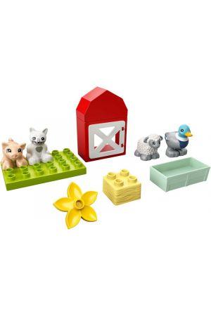 LEGO DUPLO FARM ANIMAL CARE (10949)