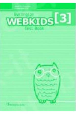 WEBKIDS 3 TEST BOOK
