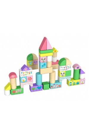 ΞΥΛΙΝΑ ΤΟΥΒΛΑΚΙΑ DISNEY 50 ΤΕΜ Tooky Toys (DTY012)