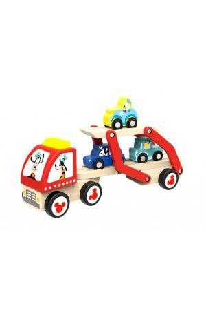 ΞΥΛΙΝΟ ΦΟΡΤΗΓΟ ΗΡΩΕΣ ΤΗΣ DISNEY Tooky Toys (DTY034)