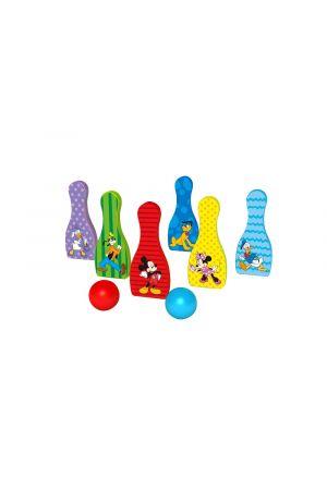 ΞΥΛΙΝΕΣ ΚΟΡΙΝΕΣ ΜΠΟΟΥΛΙΝΓΚ DISNEY Tooky Toys (DTY044)