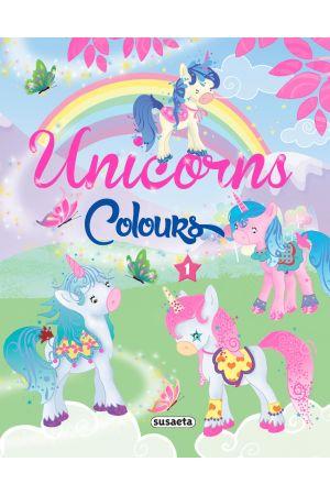 UNICORNS COLOURS No 1