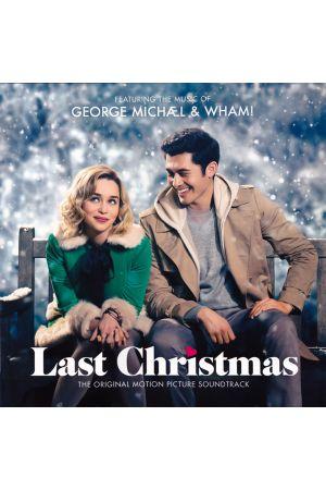 GEORGE MICHAEL & WHAM! LAST CHRISTMAS OST (2 LP)
