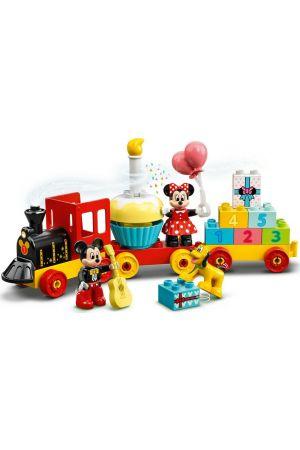 LEGO DUPLO DISNEY TM MICKEY & MINNIE BIRTHDAY TRAIN (10941)