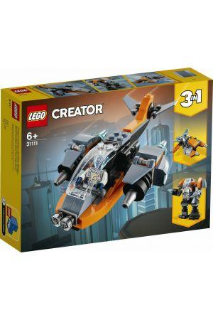 LEGO CREATOR 3 IN 1 CYBER DRONE (31111)