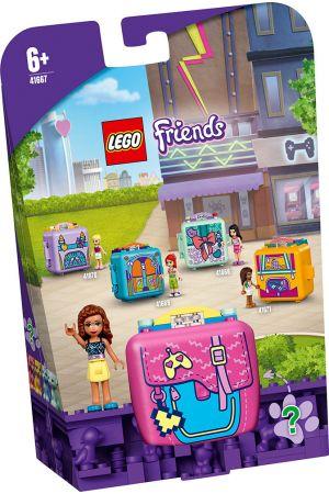 LEGO FRIENDS OLIVIAS GAMING CUBE V29 (41667)