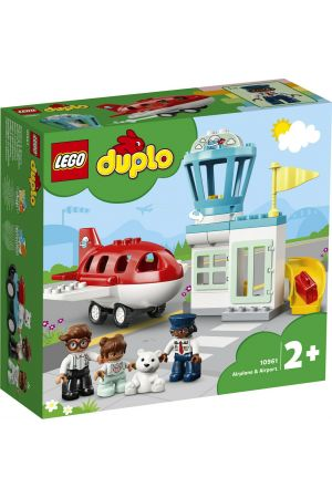 LEGO DUPLO TOWN AIRPLANE & AIRPORT V29 (10961)