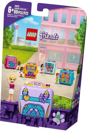 LEGO FRIENDS STEPHANIES BALLET CUBE V29 (41670)