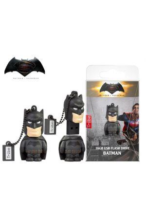 TRIBE FLASH DRIVE USB 3D DC BATMAN MOVIE 16GB