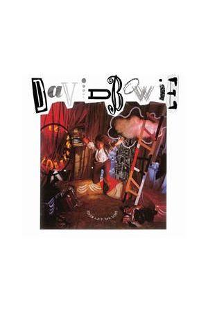 NEVER LET ME DOWN (LP)
