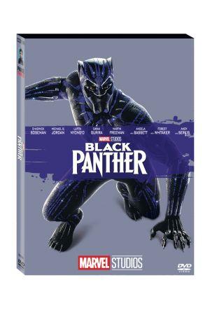 BLACK PANTHER (DVD O-RING)