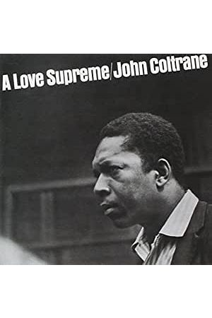 A LOVE SUPREME (LP)