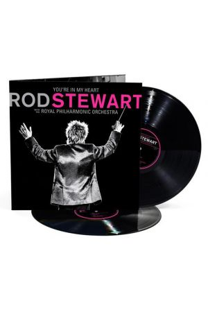 YOU RE IN MY HEART (WITH THE ROYAL PHILHARMONIC ORCHESTRA) (2LP)