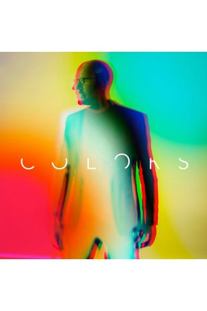 COLORS (1CD+BLURAY)