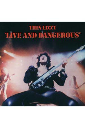 LIVE AND DANGEROUS (2LP)