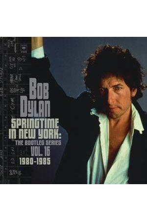 SPRINGTIME IN NEW YORK THE BOOTLEG SERIES VOL 16 (5CD)