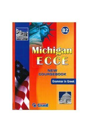 MICHIGAN ECCE - NEW COURSEBOOK  B2