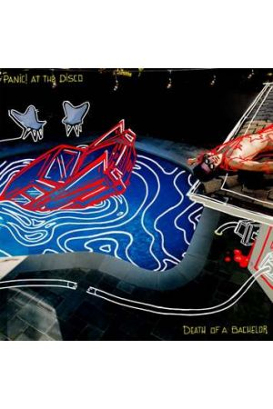 DEATH OF A BACHELOR (LP LIMITED SILVER)