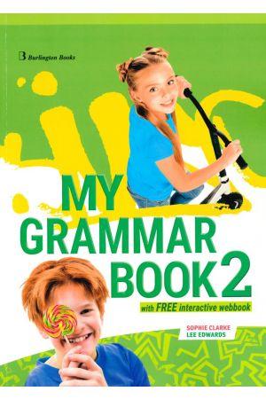 MY GRAMMAR BOOK 2 STUDENT BOOK