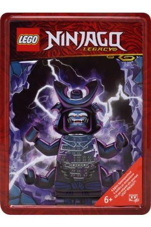 LEGO NINJAGO: ΜΕΤΑΛΛΙΚΟ ΚΟΥΤΙ