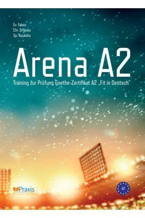 ARENA A2 KURSBUCH (+ CD)