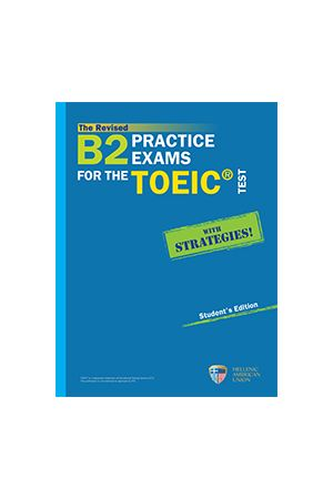 THE REVISED B2 PRACTICE EXAMS FOR THE TOEIC SB