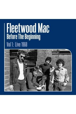 BEFORE THE BEGINNING VOL 1: LIVE 1968-1970 (3 CD)