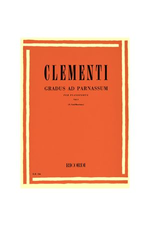 CLEMENTI - GRADUS AD PARNASSUM