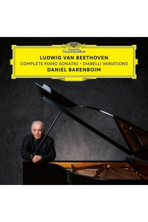 BEETHOVEN PIANO SONATAS AND DIABELLI VARIATIONS (13CD BOX SET)