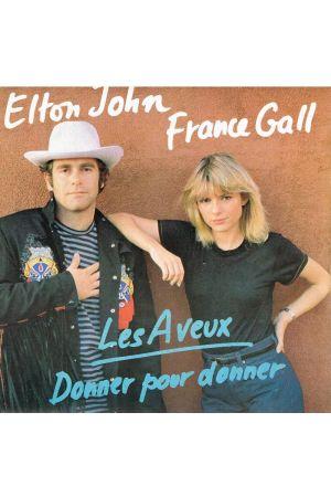 LES AVEUX AND DONNER POUR DONNER (LP)