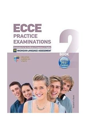 ECCE PRACTICE EXAMINATIONS 2 ST/BK REVISED FORMAT 2021