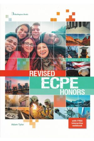 ECPE HONORS STUDENT'S BOOK REVISED