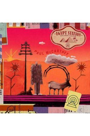 EGYPT STATION - EXPLORER'S EDITION (2 CD)