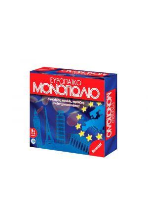 ΕΥΡΩΠΑΙΚΟ MONOPOLIO  (025)