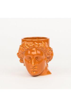 Hestia Mug Terracotta (Κούπα Μούσα Εστία)
