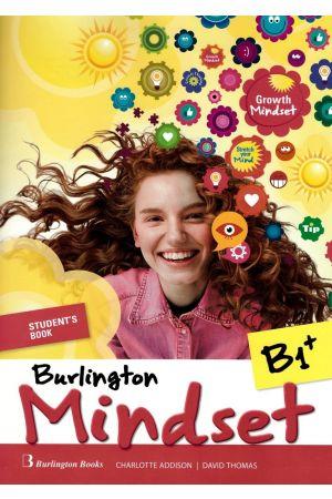 BURLINGTON MINDSET B1+ STUDENTS BOOK