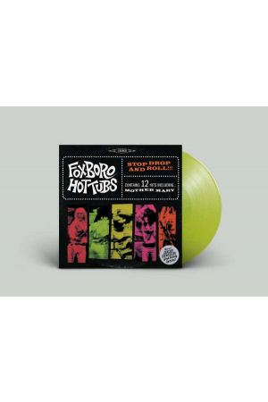 STOP DROP AND ROLL ( LP LIMITED YELLOW AND GREEN )