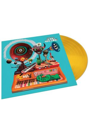 GORILLAZ PRESENTS SONG MACHINE SEASON 1 (LP LIMITED YELLOW)