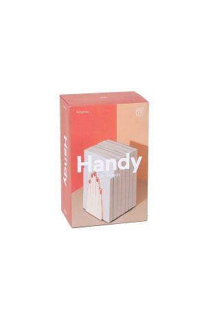 HANDY BOOKENDS