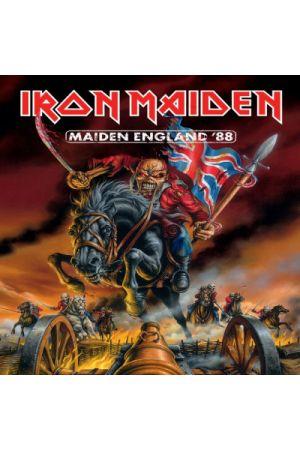 MAIDEN ENGLAND 88 (2LP)