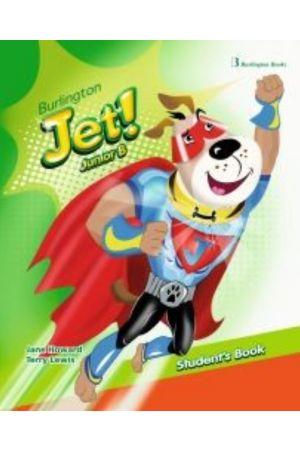 JET! JUNIOR B STUDENT'S BOOK