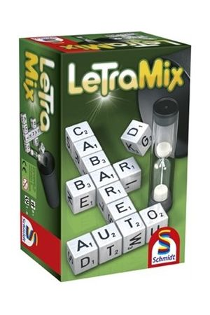 LETRA-MIX (ΠΑΙΧΝΙΔΙ ΤΑΞΙΔΙΟΥ)