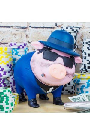 PIGGY BANK GANGSTER ΚΟΥΜΠΑΡΑΣ LILALU