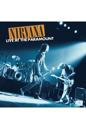 LIVE AT THE PARAMOUNT - 2 LP