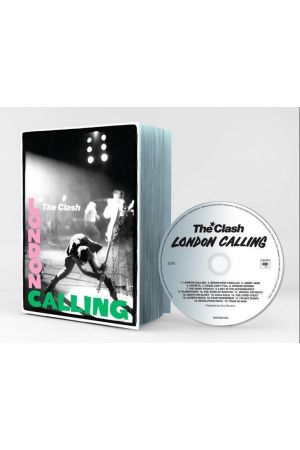 LONDON CALLING (2019 LIMITED SLEEVE) - 2 LP